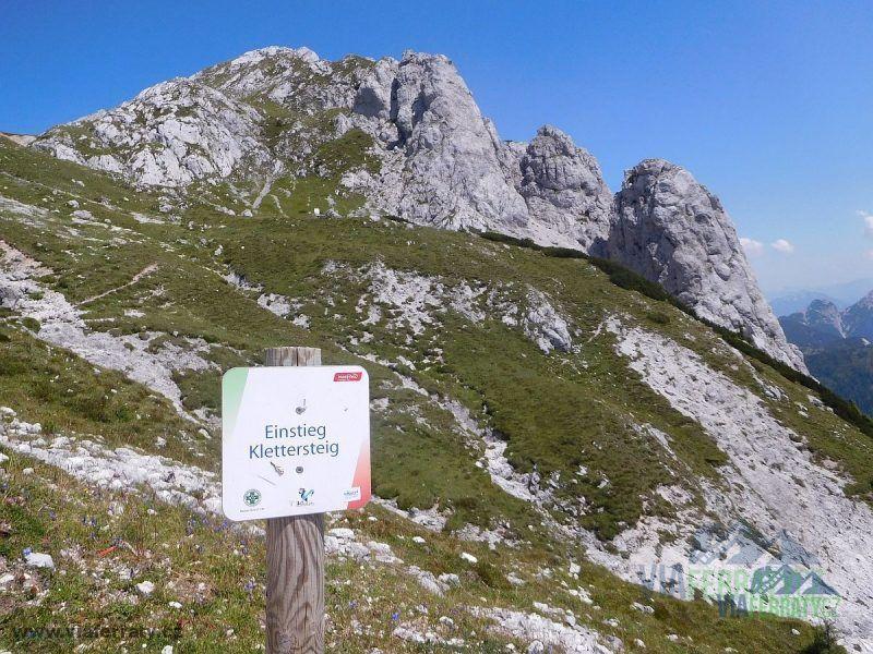 Via ferrata Däumling