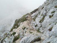 Přístup k Via Ferrata
