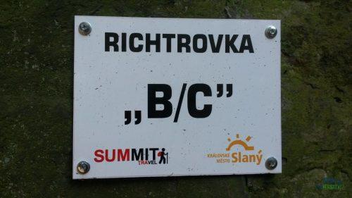 Slánská hora - Richtrovka