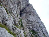 Slovenska pot - Mangart