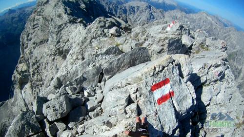 Watzmann Überschreitung Klettersteig