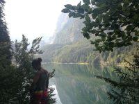 Laserer Alpin Klettersteig orlí hnízdo