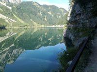 Laserer Alpin Klettersteig z cesty