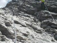 Klettersteigy v okolí Lienz