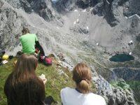 Via ferrata Laserz Klettersteig