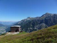 Via-ferrata-Elfer-Nordwand-Elferhütte