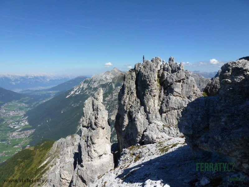 Via-ferrata-Elfer-Nordwand-Elfertürme-3