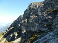 Via-ferrata-Elfer-Nordwand-přístupová-cesta