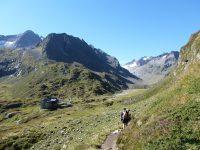 via-ferrata-edelweiss-Franz-Senn-Hütte,Sommerwand