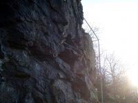 via-ferrata-lužická-spojka-vrcholový-vertikální-úsek