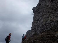 via-ferrata-alpenvereinsteig-pod-vrcholem