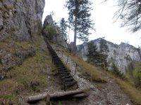 via-ferrata-alpenvereinsteig-pristup