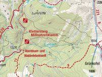 via-ferrata-millnatzenklamm-mapa