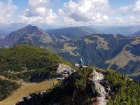 Via ferrata Henne Klettersteig