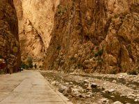 Via ferrata Todgha Gorge Morocco