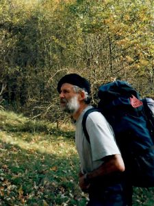 Karel Bělina na lovu nových lezeckých směrů