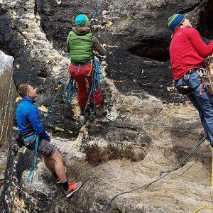 Kurz první pomoci a záchrany v horách