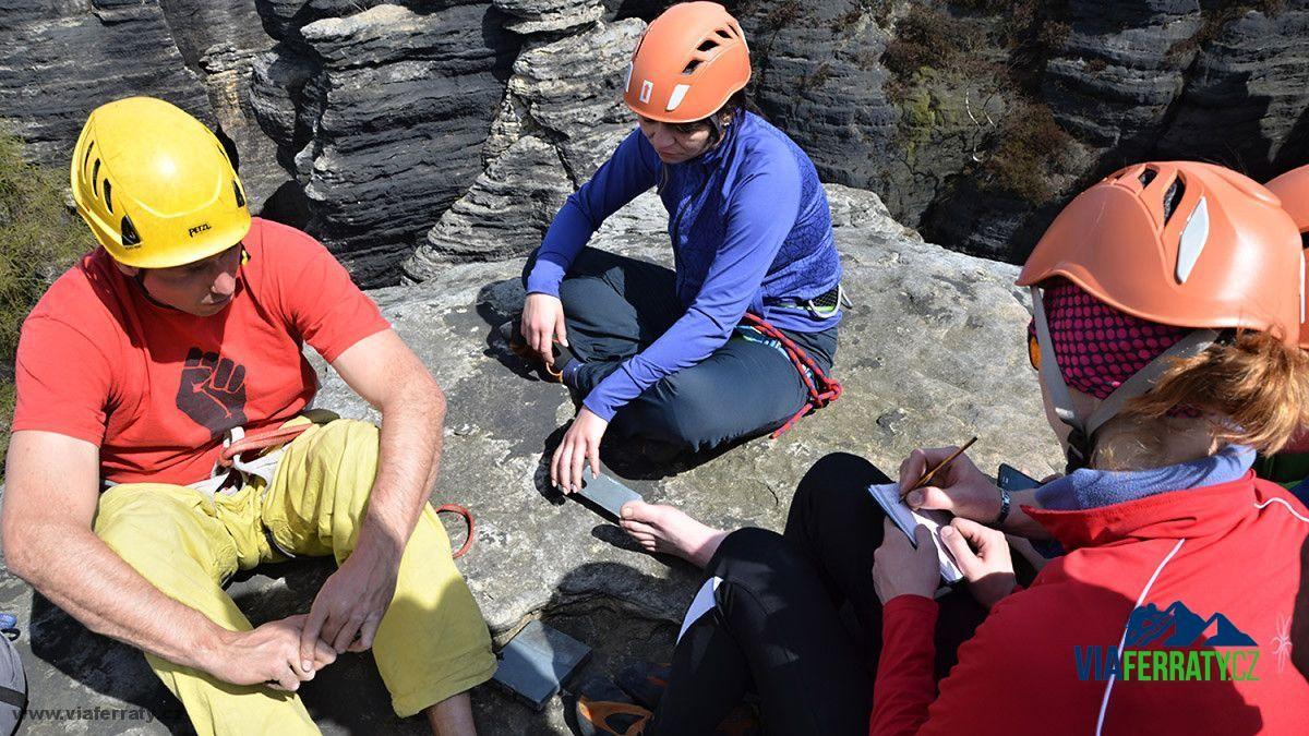 Horolezecký HOTROCK kemp