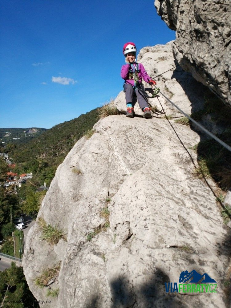 Via ferrata Modlinger