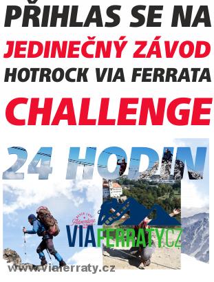 HOTROCK VIA FERRATA CHALLENGE