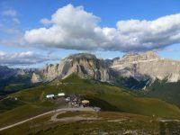 Via ferrata Col Rodella - přístup od Passo Sella-Sella,Rif.des Alpes