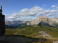 Via ferrata Col Rodella - Sella, Passo Sella