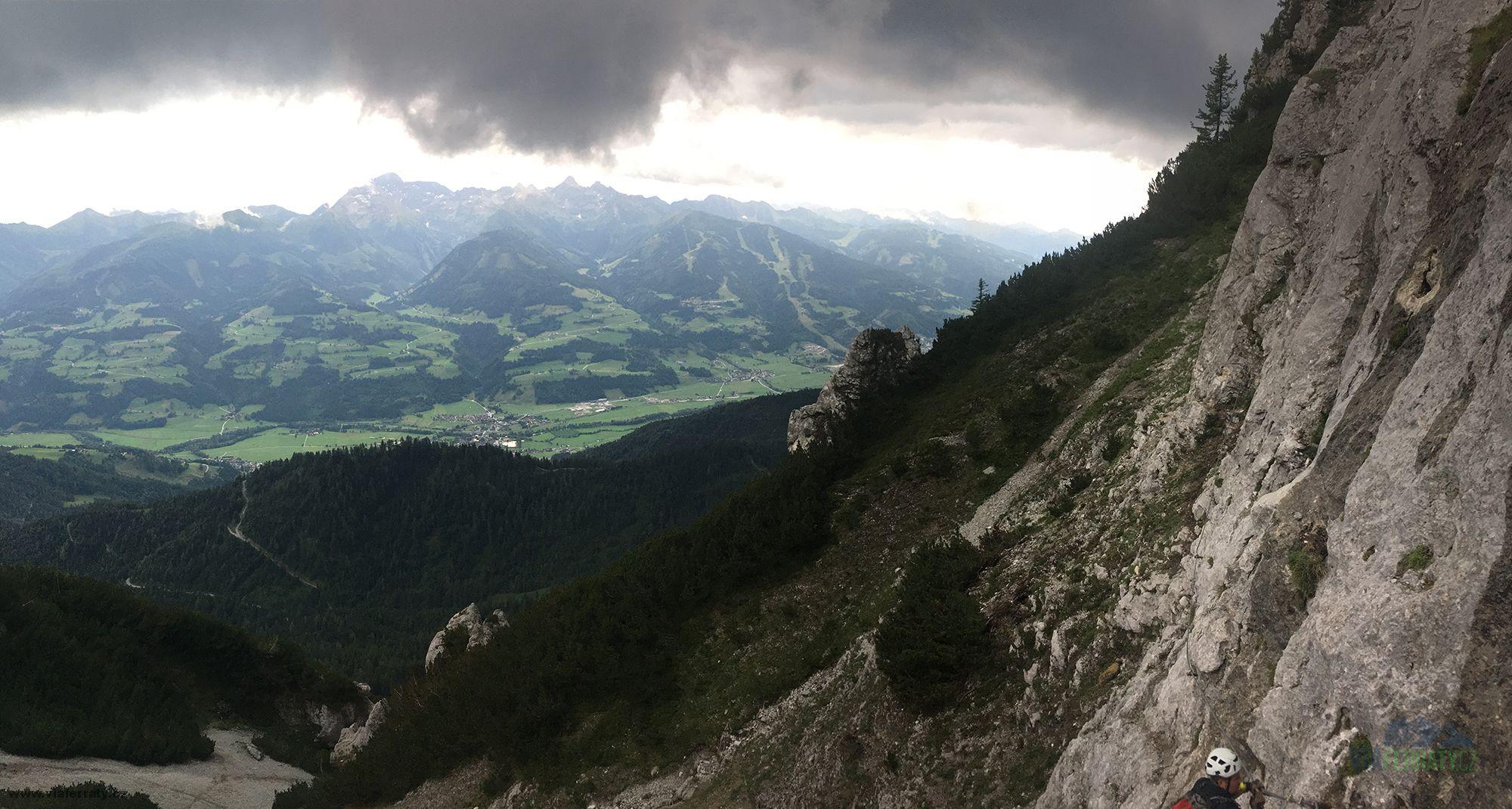 """Klettersteige Stoderzinken """"Franz"""""""