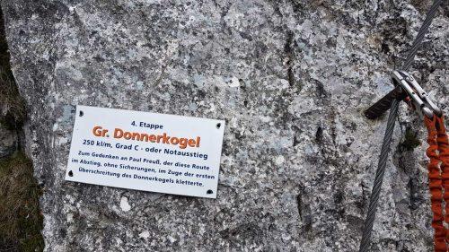 Donnerkogel Intersport - poslední etapa