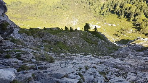Via ferrata Gerlossteinwand