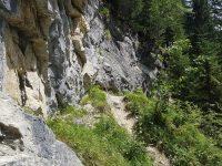 Riederklamm Klettersteig
