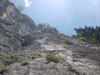 Wasserfall Klettersteig