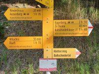 Via ferrata Klettersteig Baltschiedertal Wiwanni