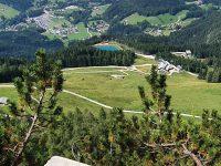 Via ferrata Laxersteig Klettersteig - Jenner